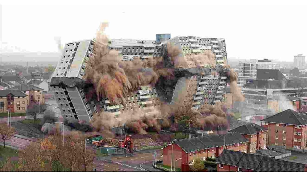 Rozbiórka, Demontaż, Wyburzenia Budynków – Zabrze