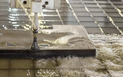 Cięcie strumieniem wody – cięcie waterjet Śląsk