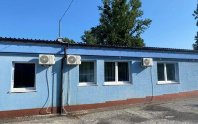 Montaż Klimatyzacji Gliwice Łabędy
