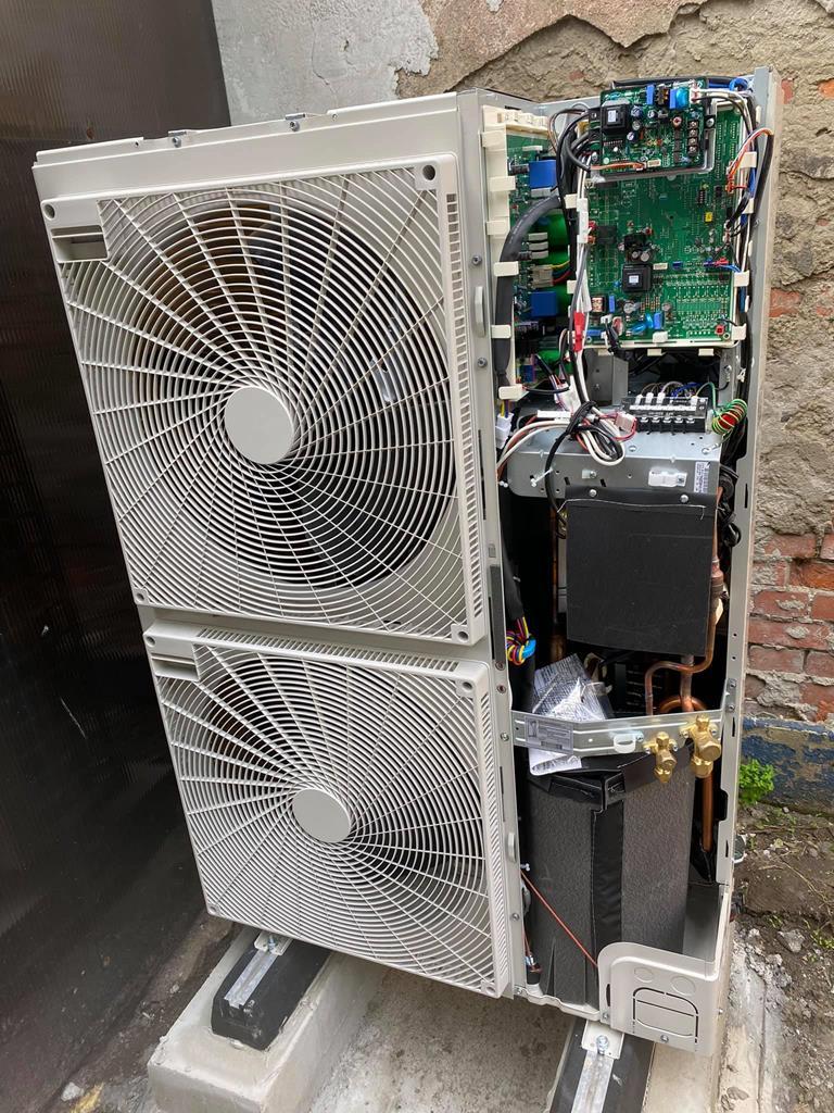 pompa ciepła Dimplex Zabrze