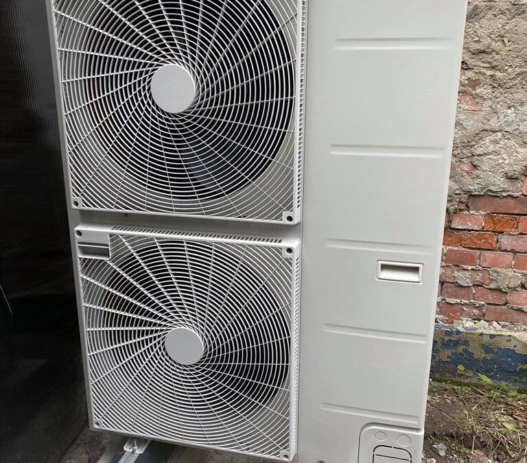 pompa ciepła Dimplex w Zabrzu
